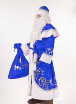 Мужские свитера грубой вязки магазины, новогодний костюм Дед Мороз плюш синий