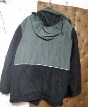 Кожаная куртка мужская молодежная, куртку ватник рабочий