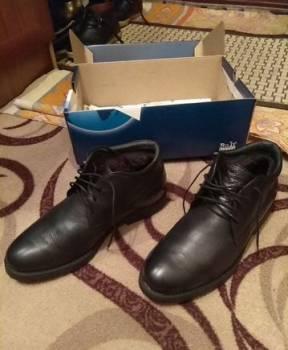 Мужская повседневная обувь ecco, продам мужские ботинки