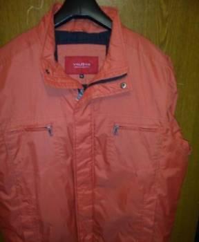 Куртка(осень-весна), брючный костюм из льна для полных женщин