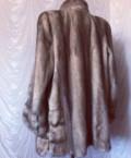 Шуба норковая, одежда моцарт s17104, Короча