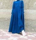 Платье в пол, одежда для девушки для спорт бара, Куруш