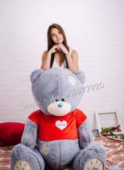 Готовый бизнес Огромные плюшевые медведи от произв