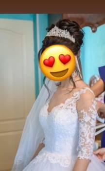 Продажа свадебного платья, офисные платья для полных 2018