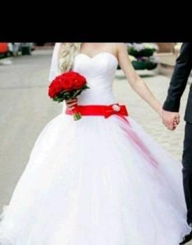 Свадебное платье, платья для юбилея в 55 лет больших размеров