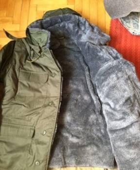 Камуфляж (зимняя куртка, бушлат) 50рр новая (мех), мужская спортивная одежда barcode berlin