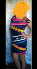 Вечернее платье рыбка годе, платье от Фаберлик, Южный