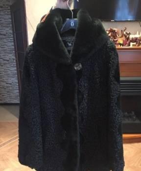 Продам полушубок, платье милан 6284-2 горох ч\/б мелкий