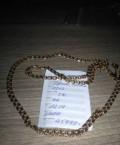 Цепь, серьги, кольцо 585*, Тверь
