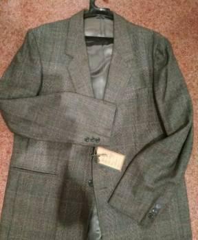 М костюм. шерсть 100. Польша, купить свитер с оленями мужской в интернет