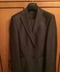 Продам мужской костюм цвет асфальт, хорошего качес, спортивный костюм мужской adidas черный, Ульяновск