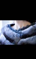Меховая шубка (жилет) из шиншиллы, платья ева лонгория, Алушта