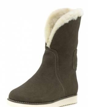 Обувь милана купить, новые Натуральные полусапожки сапоги угги ugg