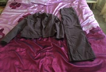Костюм baon, верхняя одежда из пони