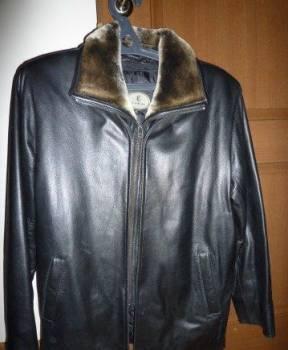Куртка кожаная зима / демисезон, костюм мужской nordwig donbass зимний кмф т.алова мембрана иней