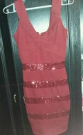 Платье пайетки, zara home одежда, Маслова Пристань