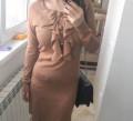 Трикотажное платье, платья для полных новые модели, Георгиевка