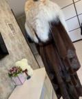 Купить платье на выпускной 4 класс 11 лет со шлейфом, шуба норковая, Русское