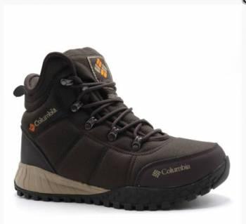 Eber klaus мужская обувь зимняя замша, зимние кроссовки Columbia. Большой выбор. 41-46