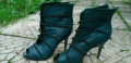 Обувь louis vuitton купить, открытые полусапожки, Малоярославец