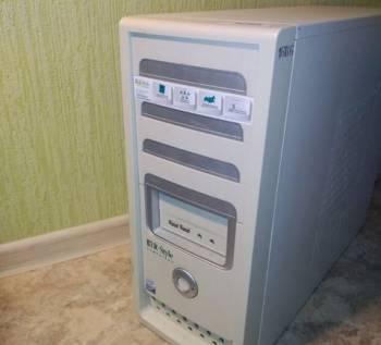 Компьютер на Core 2 Duo E6550