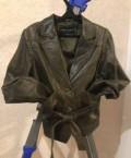 Пиджак кожаный, пуховик прада вельвет, Севастополь