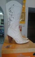 Новые кожаные сапоги Mallanee, 36 размер, обувь ральф распродажа, Евпатория