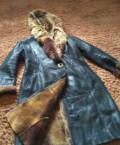 Дубленка, пропитка, стильная верхняя одежда для женщин оптом зима, Махачкала