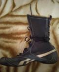 Купить утепленные мужские кроссовки, борцовки Reebok 40 размер, Омск