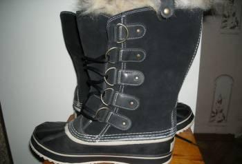 Купить ботинки зимние со скидкой в мужские, sorel natyral rybber сапоги