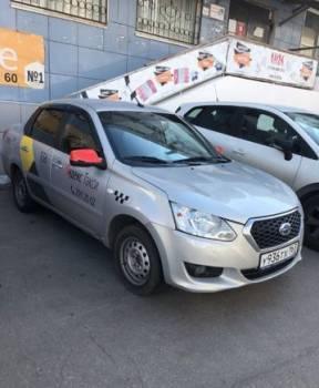 Аренда авто. Водитель в Яндекс такси