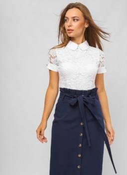 Блузка новая, платья для подружки невесты в синем цвете