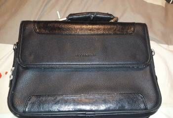 Кожаная сумка, штаны с резинкой внизу мужские зимние