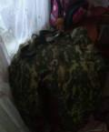 Комуфляжные ватные штаны, майки поло фирмы поло, Приупский