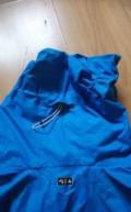 Кожаная куртка b.c. best connections, adidas climaproof, Светлый