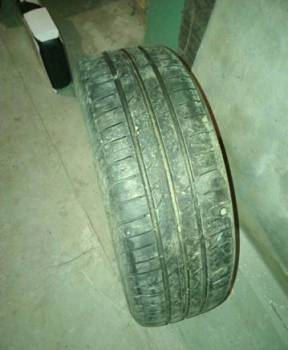 Зимние шины на skoda octavia, шина Nexen Nblue 205/60R16 1шт
