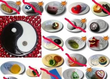 Формы для мыла ручной работы (массажных плиток)