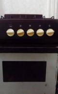Старая кухонная плита в рабочем состоянии, Бавлы