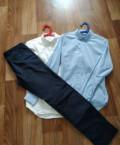 Брюки и рубашки, джинсовый жилет для мужчин, Пермь