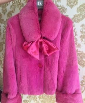 Меховая курточка Блюмарин, платья с юбкой рыбка