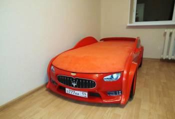 Детская кровать машина в наличии