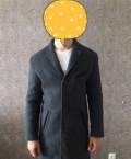 Пальто, рубашка остин женская в полоску, Оренбург
