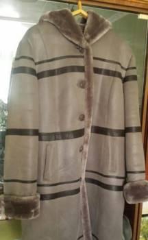 Вечернее платье с кружевом артикул 9976, дубленка