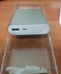 Портативный аккумулятор Xiaomi Power Bank 10400, Бийск