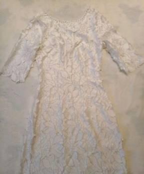 Фасон платья из ситца в горошек, платье
