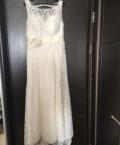Вечернее платье с цветами внизу, свадебное платье, Чернянка