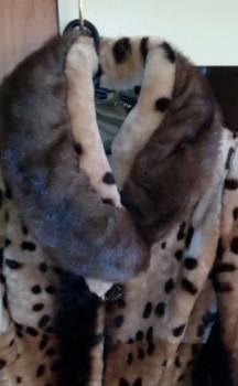 Шуба мутоновая с норкой (облегченная), columbia omni-heat цены на куртки
