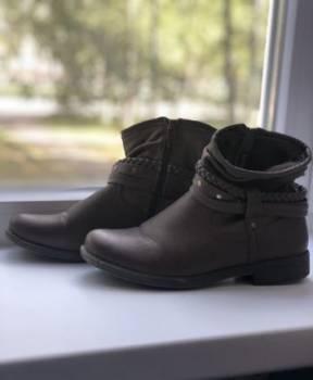 Полусапожки, саломон обувь трекинговая