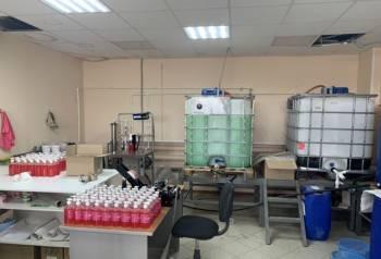 Производство бытовой химии и химии для клининга