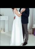 Белое платье с красными маками элис, свадебное платье, Тверь